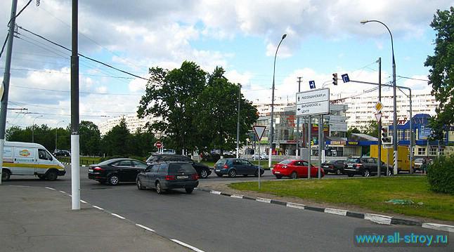 улица для знакомств в москве