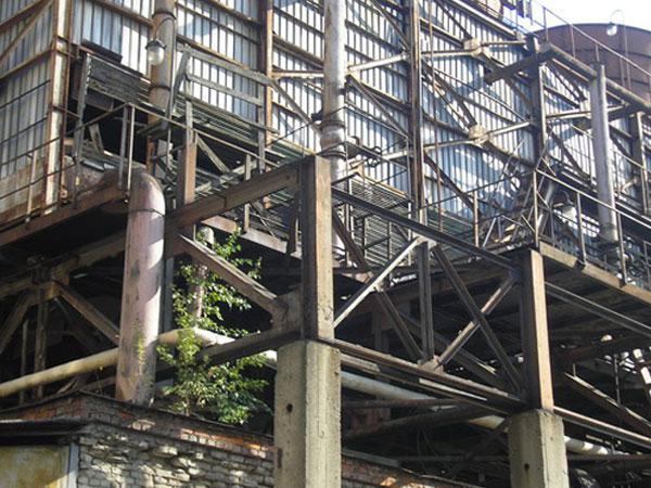 Демонтаж дачного дома из металлоконструкций